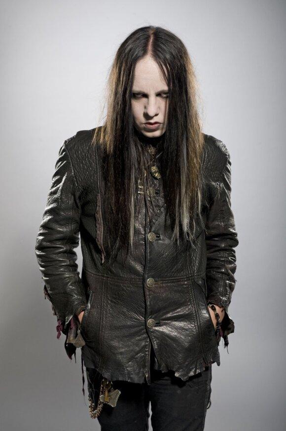 """Slipknot"" narys Joey Jordisonas"