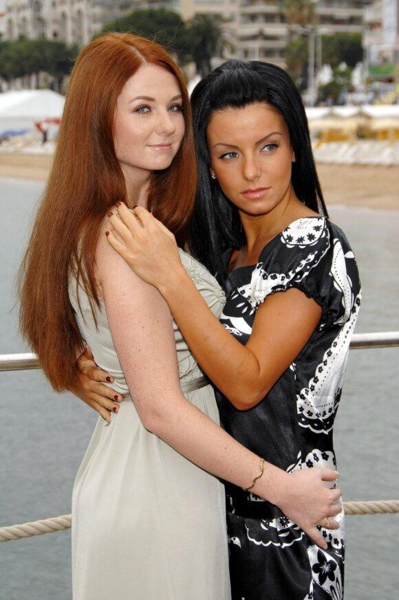 Lena Katina ir Julija Volkova