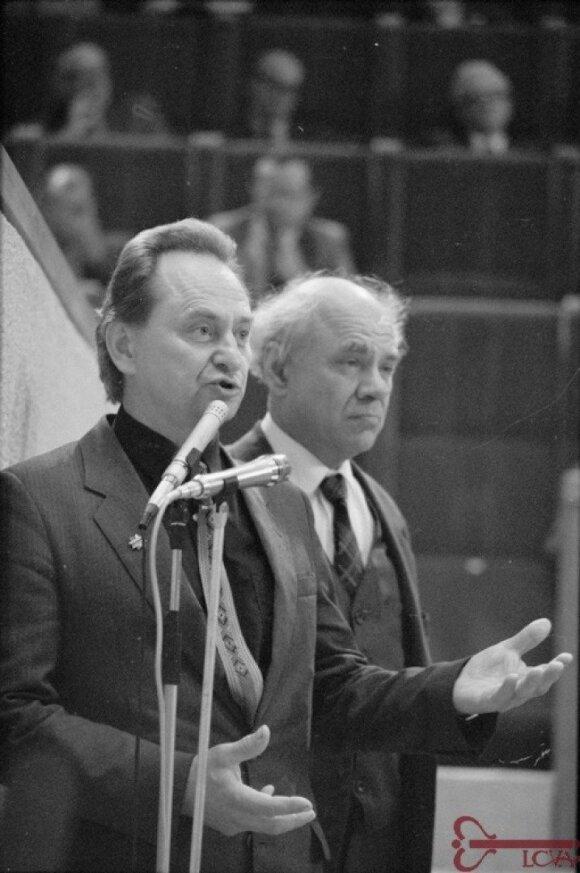 Sigitas Kudarauskas, Vilnius, 1989