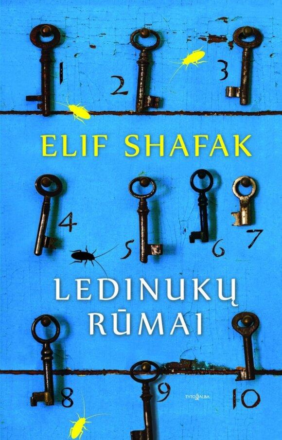 """""""Ledinukų rūmų"""" autorė Elif Shafak: anglų kalba perteikiu humorą, o turkų kalba pasakoju istorijas"""