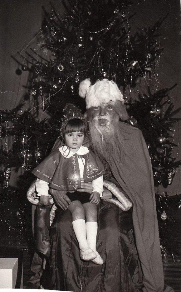 Leonardas Pobedonoscevas vaikystėje