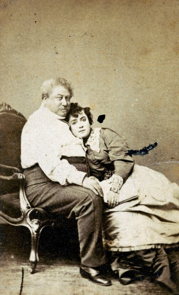 4 faktai iš prancūzų rašytojo Alexandre'o Dumas gyvenimo: palaidūnas, gurmanas ir aiškiaregis