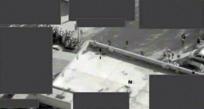 Iš drono paleista raketa nutraukė ISIS planuotą egzekuciją