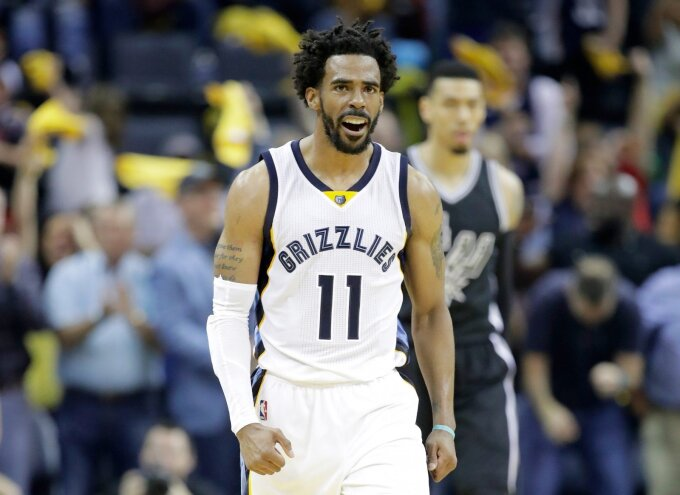 Mike'as Conley