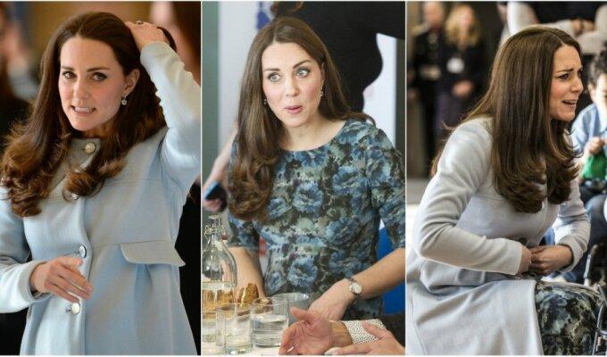 Kas nutiko Kate Middleton veidui? FOTO