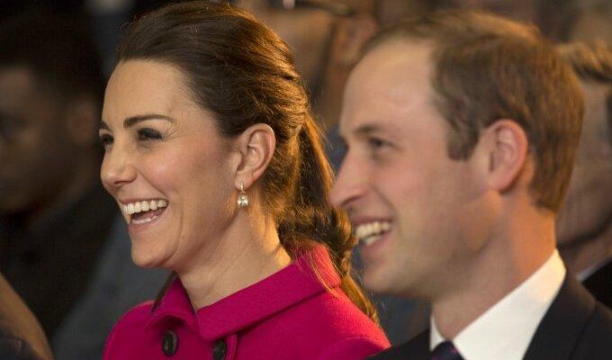 Niekas nesitikėjo, kad Kate Middleton ir princas Williamas bendrauja su šia garsia pora FOTO