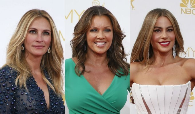 """10 brandesnio amžiaus aktorių, """"Emmy"""" apdovanojimuose atrodžiusių stulbinančiai FOTO"""