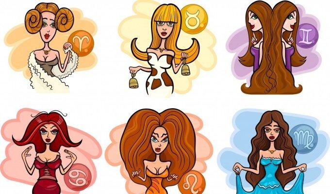 Moters seksualumas pagal Zodiako ženklą