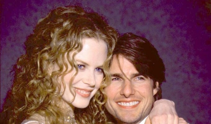 Nedėkinga: įdukra savo vestuvėse nepageidavo matyti N. Kidman su T. Cruise'u