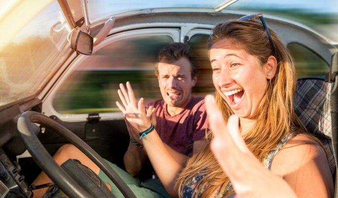 Moterų patirtys mokantis vairuoti: tikriausiai ir jums taip buvo