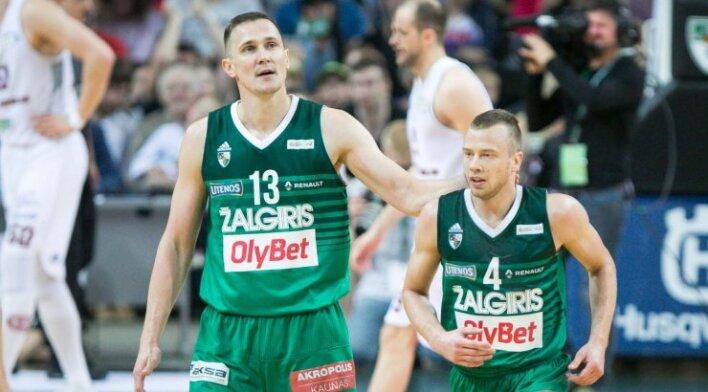 Paulius Jankūnas, Lukas Lekavičius