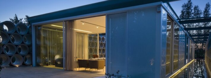 Lietuvės ir kipriečio kurtas 190 kv.m namas: kūrybiškumu stebinantys architektūriniai sprendimai