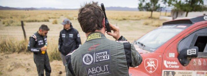 A. Juknevičius ir D. Vaičiulis apie atšauktą Dakaro etapą ir laukiančią kelionę