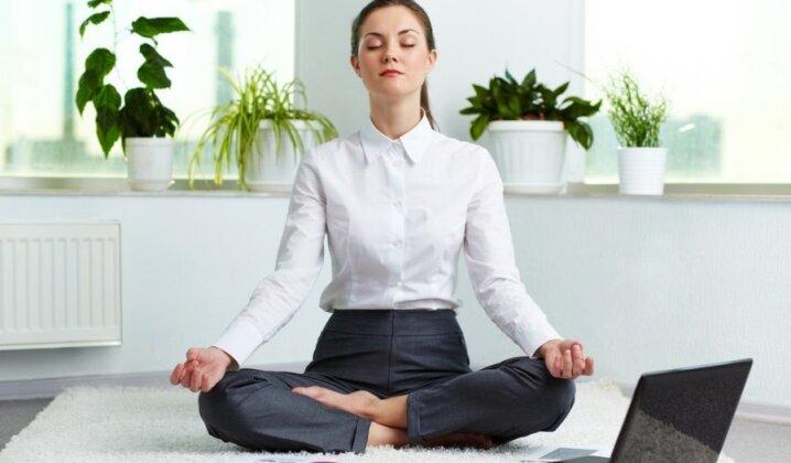 Būdas pailsėti ir susikaupti per 20 minučių: išbandykite <em>mindfulness</em> meditaciją