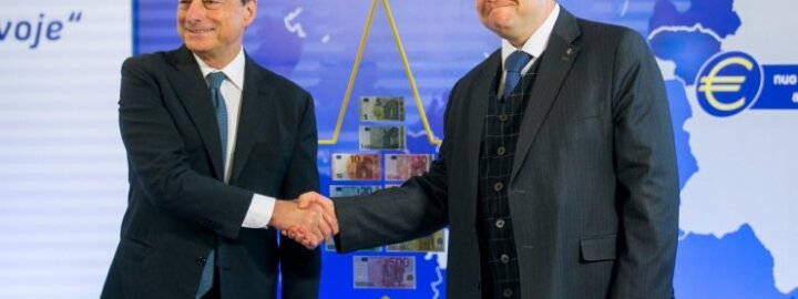 M. Draghis: iš Baltijos šalių galima išmokti svarbią pamoką
