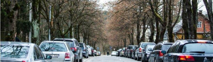 Parkavimas, parkingas