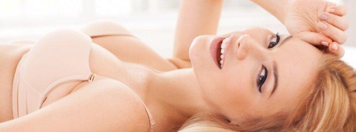 Ką daryti kasdien, kad krūtys būtų stangresnės ir putlesnės
