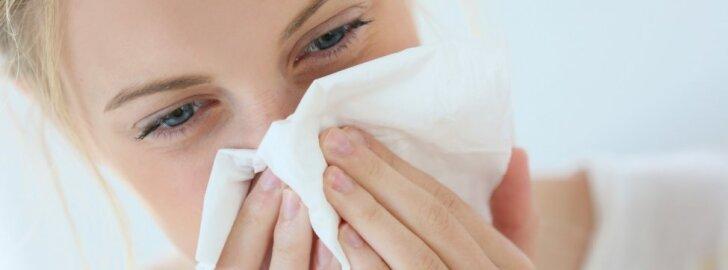 Peršalimo požymiai? Po jais gali slėptis visai kita liga
