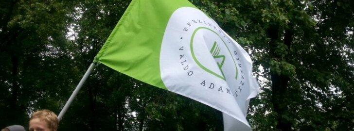 Prezidento Valdo Adamkaus gimnazijos mokiniai vasarą renkasi aktyvų poilsį