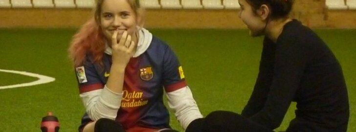 Sūduvos taurę pelnė Aviklių merginų futbolo komanda