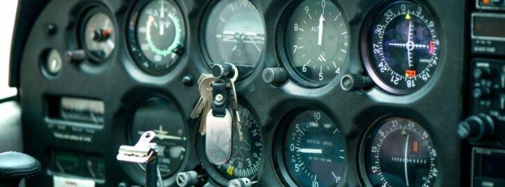 Atgal į praeitį: išmėginkite kelionę lėktuvu prieš pusšimtį metų