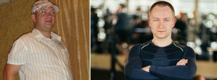 Nuo 90 iki 65 kg: Michailas papasakojo, kaip pasiekė tokių rezultatų