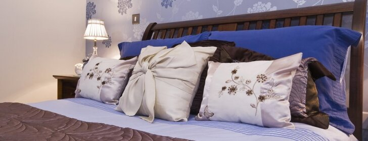 Miegamojo spalvos turi įtakos asmeniniam gyvenimui