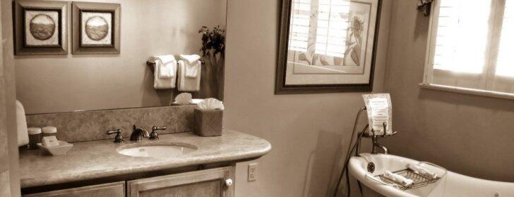 5 būdai atnaujinti vonią
