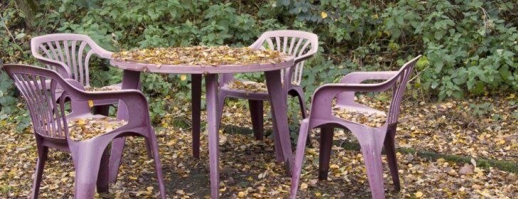 Kaip paruošti lauko baldus kitam sezonui?