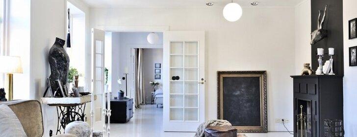 Šviesus 350 kv.m. butas, kuris įtiks ir didžiausiam snobui