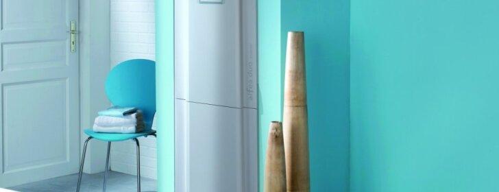 Kodėl verta rinktis alternatyvų šildymo būdą oras/vanduo?