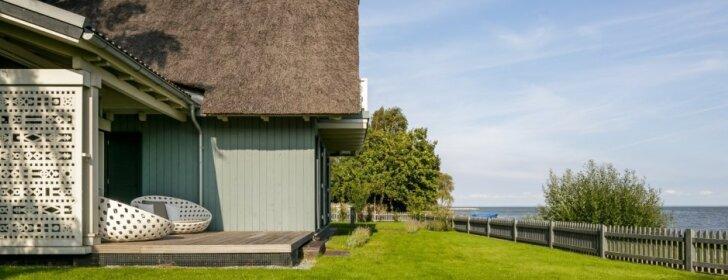 Namas Preiloje, kurio vertė siekia 1 mln. eurų