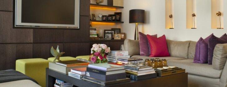 8 idėjos, ką laikyti ant kavos staliuko
