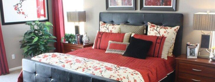 Kaip lovas kloja dizaineriai?