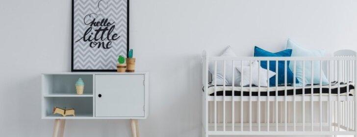 5 patarimai, kaip įsirengti būstą, jei turite mažų vaikų