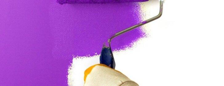 Kaip palengvinti sienų dažymo procesą?
