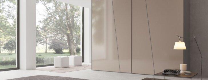 Spintos su slankiojančiomis durimis: kaip išsirinkti?