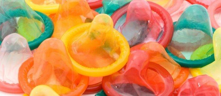 8 dažnos prezervatyvų naudojimo klaidos