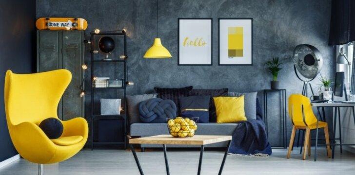 12 dekoravimo gairių, kad kiekvienas kambarys atrodytų išskirtinis