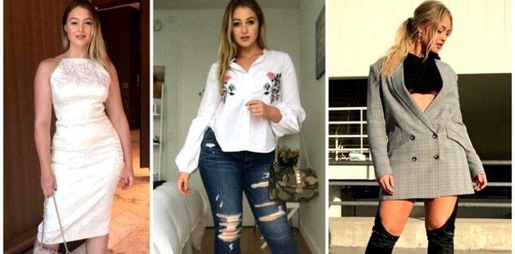 Esi apvalesnių kūno formų? Sužinojusi šias stiliaus taisykles daugiau nesuklysi rinkdamasi drabužius