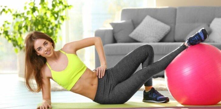 Penki mankštinimosi būdai, geriausiai tinkantys jūsų kūnui