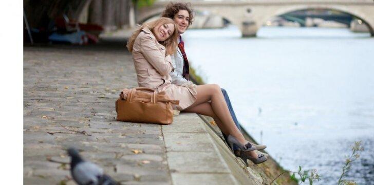 Nuo pasimatymo pobūdžio priklauso, kaip apsirengsite. Tačiau ne mažiau svarbus ir bendravimas, supratimas.