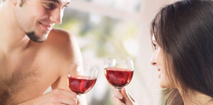 """Seksas be alkoholio - jau nebeįmanomas? <span style=""""color: #ff0000;""""><sup>APKLAUSA</sup></span>"""