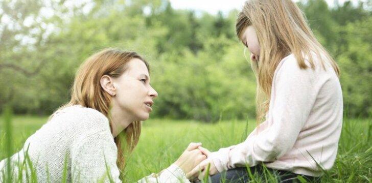 Kaip užauginti savimi pasitikintį, pagarbų kitiems, mokantį atjausti ir mylėti vaiką