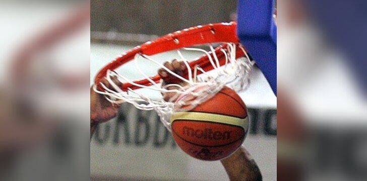 Krepšinis, kamuolys, lankas