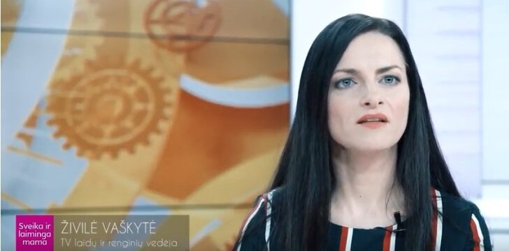 Živilė Vaškytė-Lubienė: būti mama - didžiausia gyvenimo dovana