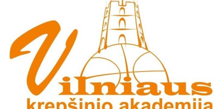 Vilniaus krepšinio akademijos logotipas