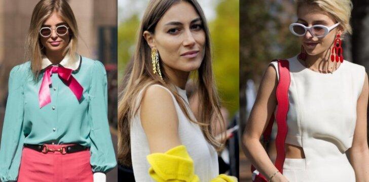 4 ryškiausios pavasario tendencijos, ypač tinkamos jaunoms merginoms