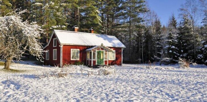 Kaip greitai, paprastai ir nebrangiai apšiltinti sodo namą