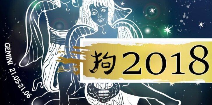 Kurie Zodiako ženklai praturtės 2018 metais